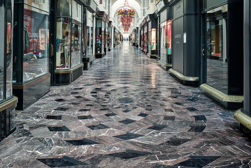 Burlington Arcade - Margraf