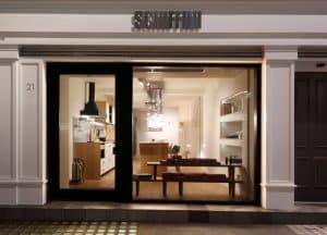 Nuovo showroom a Londra per Schiffini