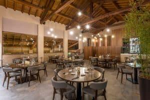 Ceramiche Keope firma La Maison du Gourmet alle porte di Parma