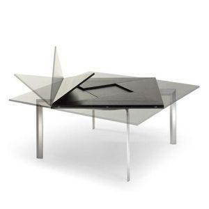 Square2Square, il tavolo salvaspazio di BBB Italia