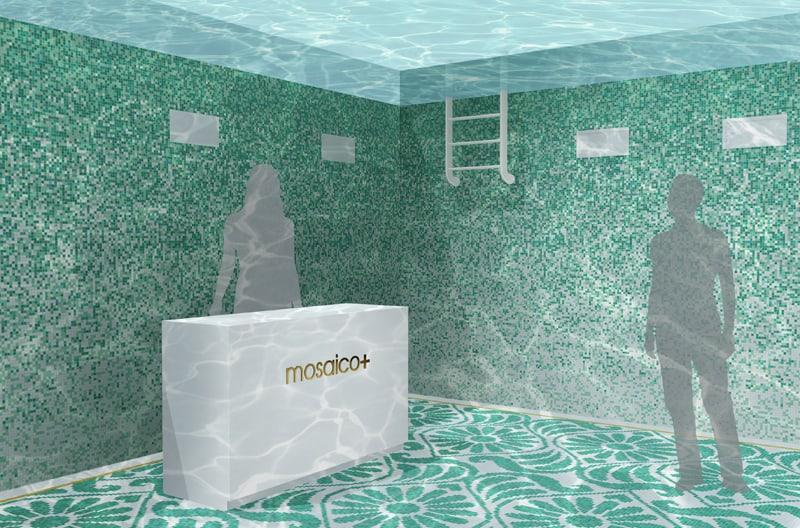 MosaicoPiù DesignWeek