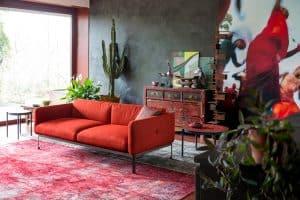 Moroso, il design eclettico