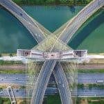 L'architettura vista dal drone