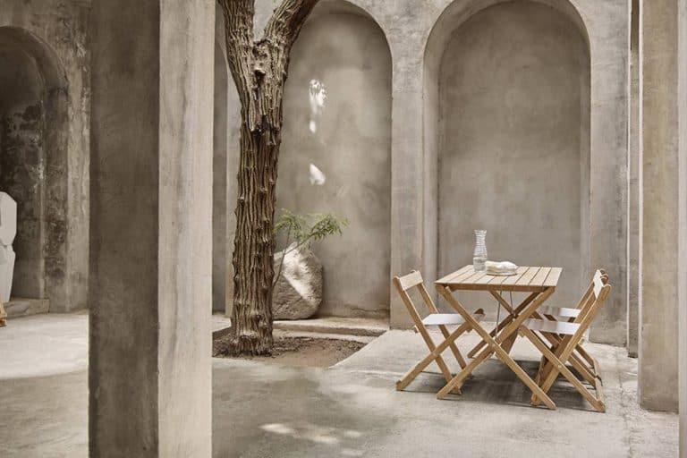 BM4570 (Deck Chair): sedia in teak massello non trattato - Carl Hansen & Søn
