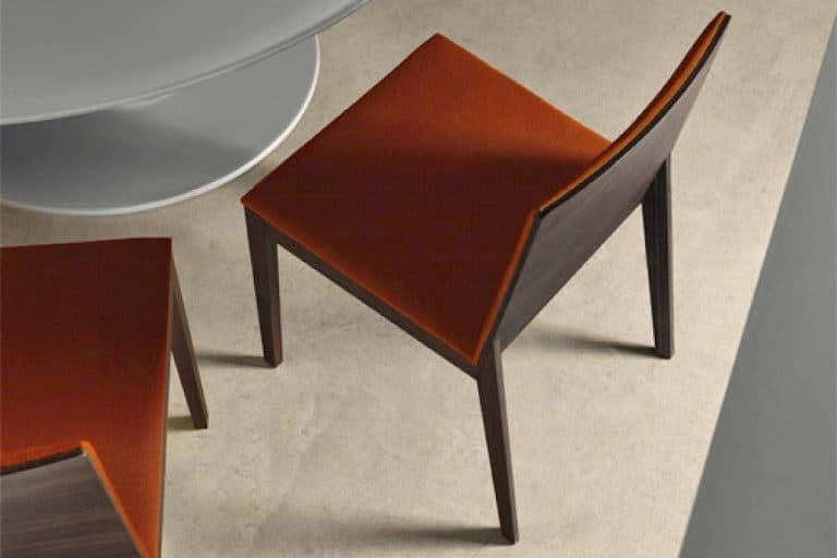 Alma: sedia per cucine di design, studio, bar, ristoranti - Jesse