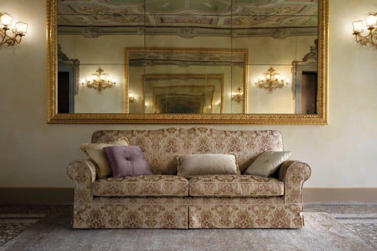 Medea: divano classico - Samoa