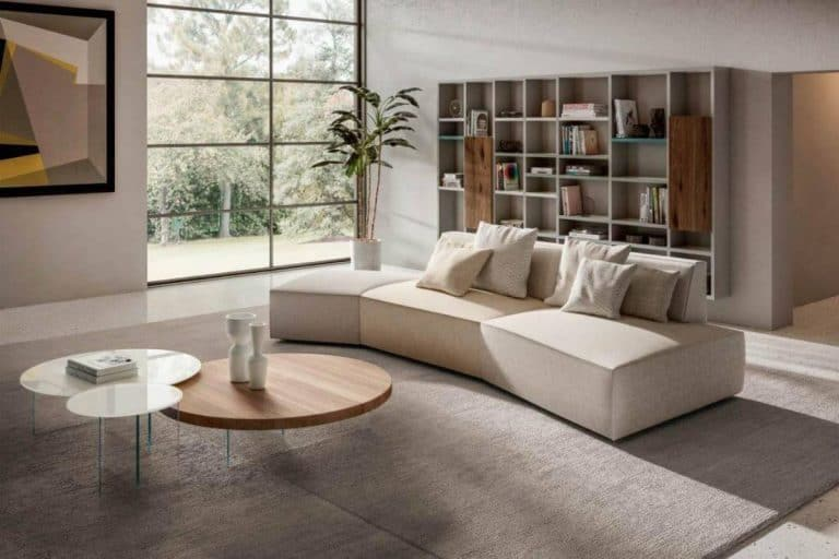 Slide: divano componibile - Lago