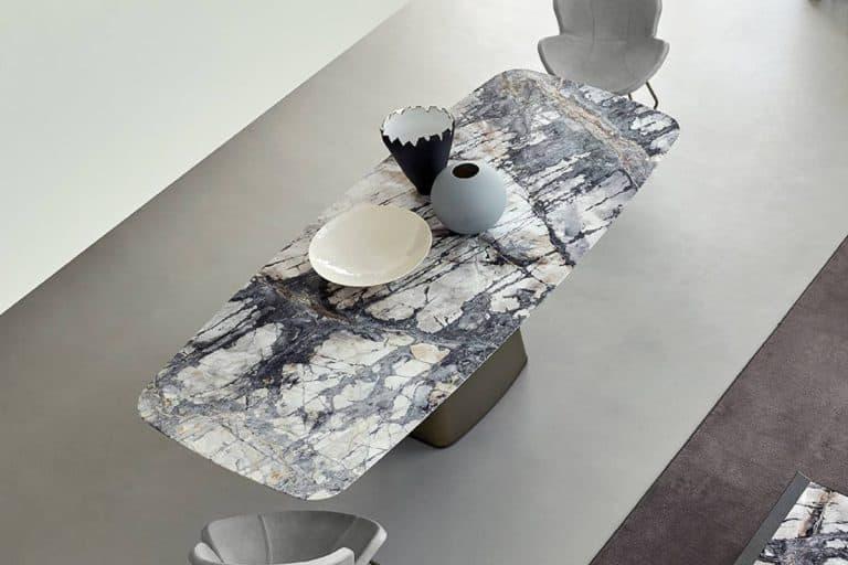 Icon: elegante tavolo in marmo - Arketipo