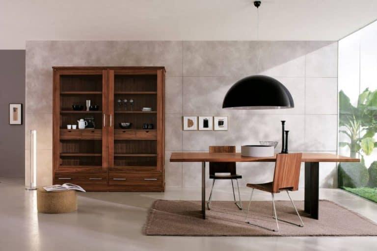 Natura Squared: tavolo con top in legno massello a liste incollate - Riva 1920