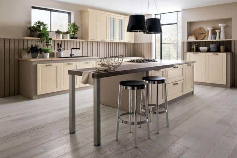 Alice: cucina stile classico contemporaneo con diverse varianti modulari e cromatiche - Arrex