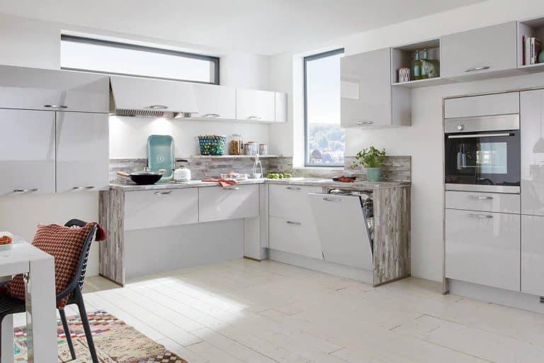 Flash 455: cucina moderna e modulare - Nobilia