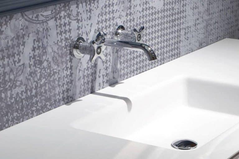 Timbro: rubinetto bagno in cromo lucido - Antonio Lupi