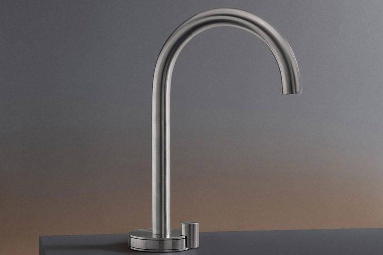Giotto: rubinetto in acciaio inossidabile - Cea Design