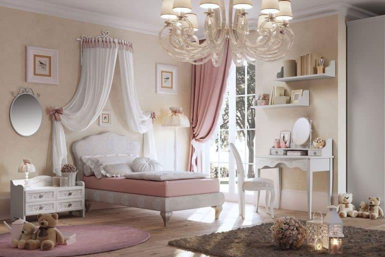Cameretta Luxury 17: cameretta arredo elegante - Effedue