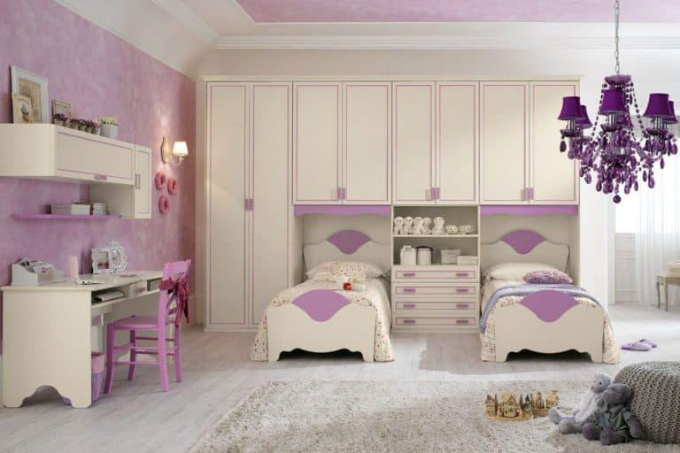 Linea Romantica: Cameretta confortevole - Spar Junior
